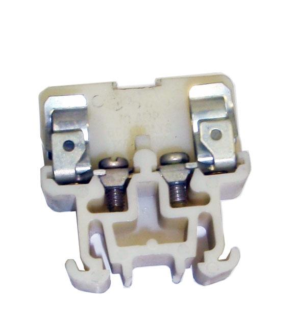 Allen-Bradley 1492-CE6 Terminal Block Fuse Holder 10 AMP 600 VAC